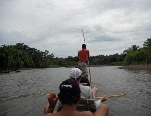 Balsas Turísticas Por Río Joví