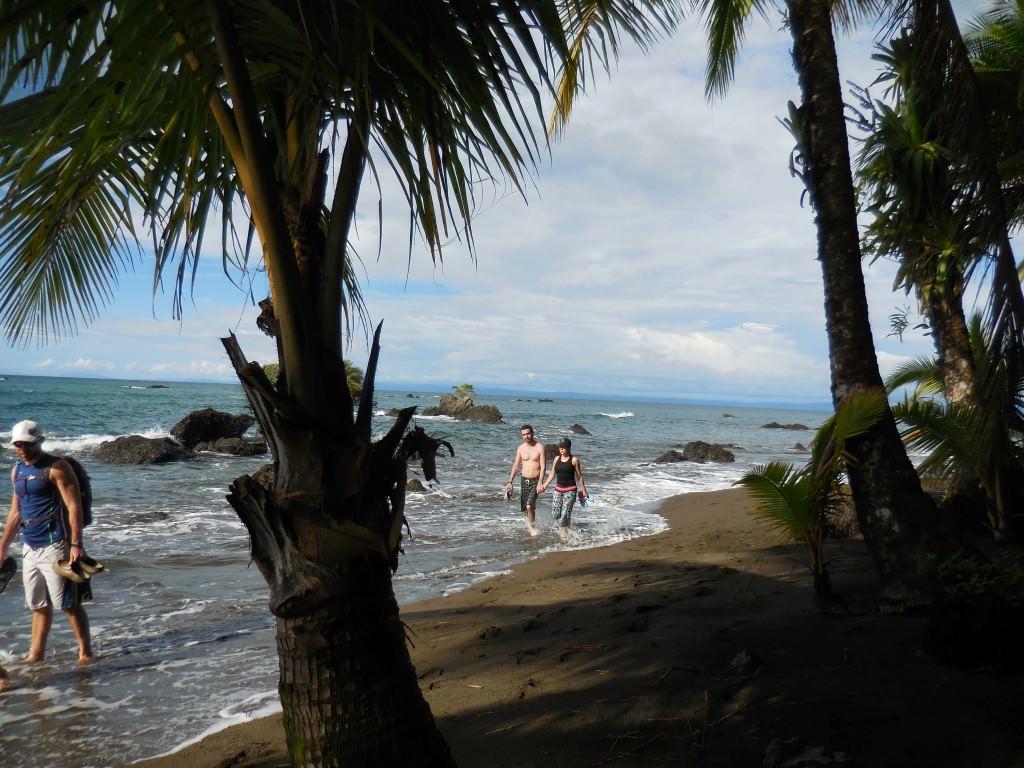 Playas y Caminatas