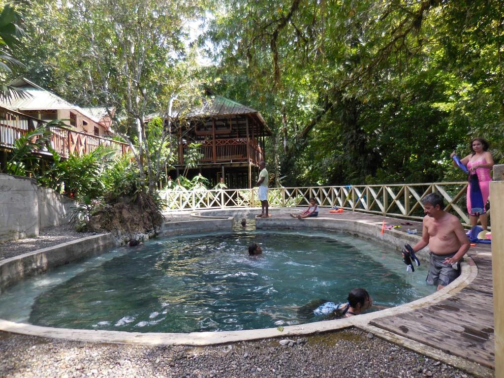 Termales de Guachalito